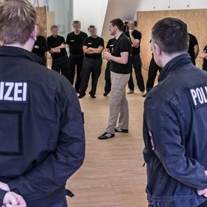 Einsatzorientiertes Training für Polizei und oder Justiz