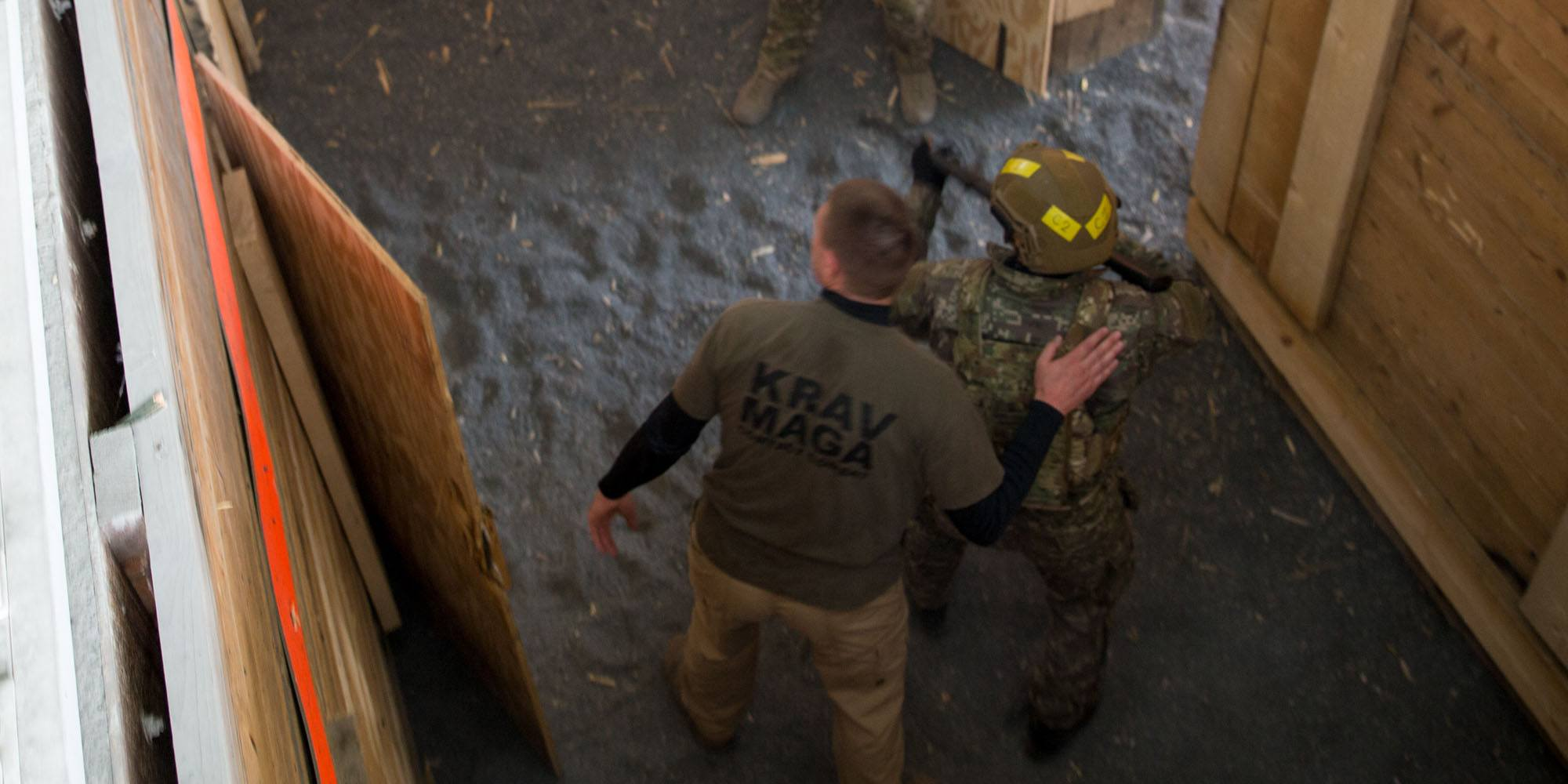 Krav Maga - militärisches Nahkampftraining